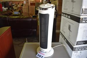 White Russell Hobbs heater