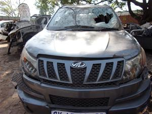 Mahindra MHawk XUV 2.2 Stripping for Spares