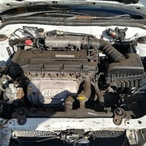 Hyundai Elantra (J2) 1.6 1996
