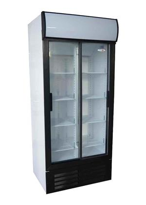 Bottle Cooler - Double Door Sliding - 580L - February Special  - R9,045.20 Inc VAT