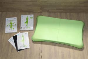 Used, Nintendo Wii balance board with wii fit game for sale  Cape Town - Northern Suburbs