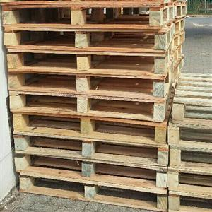 30 Brand new wooden pallets for sale size 1.2x1m