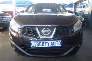 2012 Nissan Qashqai 2.0 Acenta Limited Edition