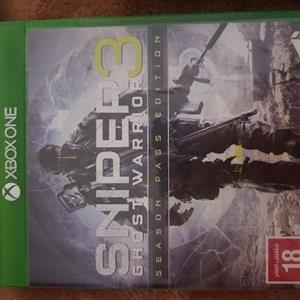 Sniper 3 Ghost Warrior (Season Pass Edition)
