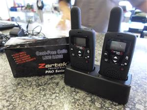 Zartek Two Way Radios