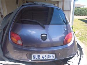 2003 Ford Ka 1.3 Ambiente