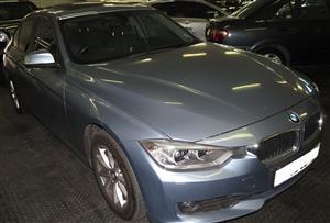 2013 BMW 3 Series sedan 320D A/T (G20)