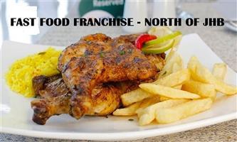 PRIME FAST FOOD FRANCHISE FOR SALE in EMMARENTIA