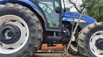 New Holland TD 90D 4x4 Pre-Owned Tractor