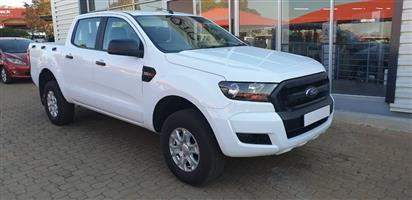 2019 Ford Ranger 2.2 double cab 4x4 XLS auto