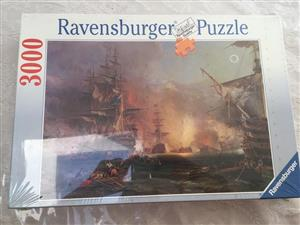 3000 Piece Ravensburger Puzzle set - 2 to choose from - Price per puzzle