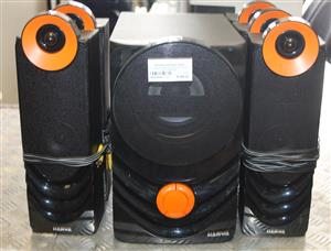 Harwa Home theater system S030340A #Rosettenvillepawnshop