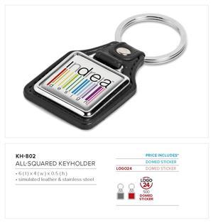 All-Squared Keyholder