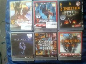 Ps3 games to swop or for sale