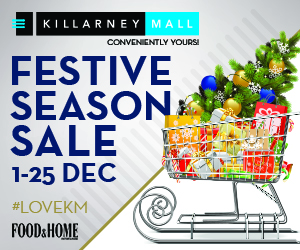 Killarney Mall Festive Season Sale
