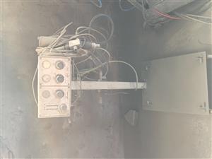 Wagner powder coating machine