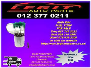 Legit Auto Parts we are Currently  Selling  AUDI RS4 FUEL PUMP FOR SALE