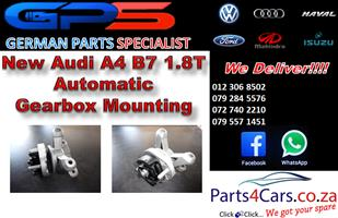 New Audi A4 B7 1.8T Automatic Gearbox Mounting for Sale