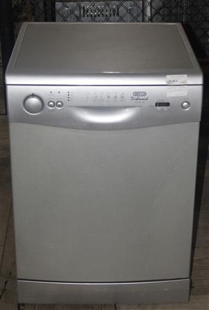 Defy silver dishwasher S036751A #Rosettenvillepawnshop