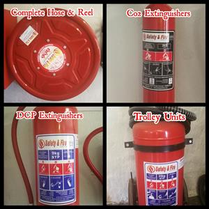 Quality Approved Fire Equipment and Accessories