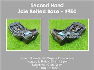 Second Hand Joie Belted Base