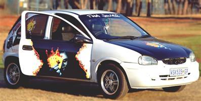 2007 Opel Corsa Lite 1.4i +