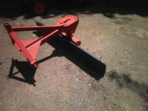 Scraper 3 point for tractor