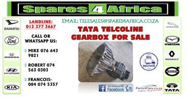 TATA TELCOLINE GEARBOX FOR SALE