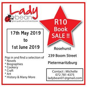 R10 Book Sale