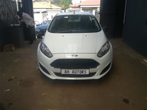 2017 Ford Fiesta 1.4i 5 door