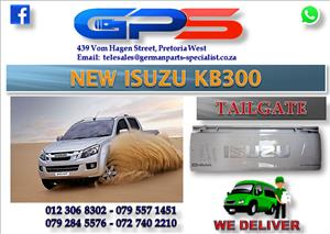 New Isuzu KB300 Tailgate for Sale