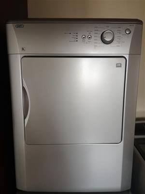 Defy 8kg Tumble Dryer for sale
