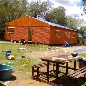 Wendy houses/log cabins