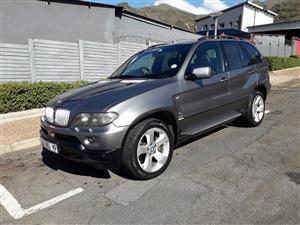 2004 BMW X5 M