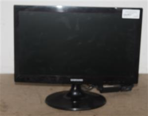 SAMSUNG MONITOR 20 INCH WITH POWER CABLE S038161A#Rosettenvillepawnshop
