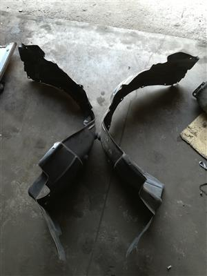 IS 250 FRONT RIGHT + LEFT FENDER LINERS FOR SALE