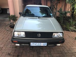 1987 VW Jetta 1.8T Highline