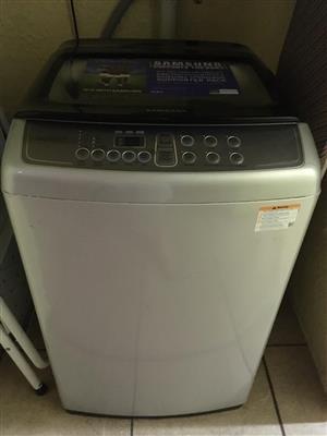 SAMSUNG - 13kg Active Dual Wash Top Load Washing Machine - Like new