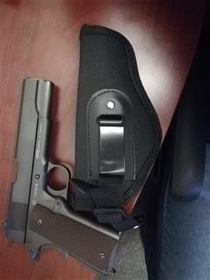 Co2/Gas pistol