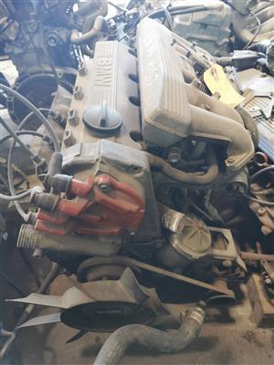 BMW E36 318 M40 engine for sale.