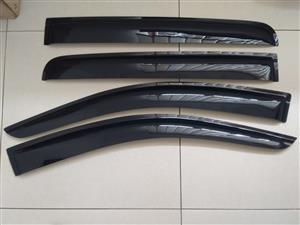 Ford Ranger T6/T7 DOUBLE CAB BLACK WINDSHIELDS FORSALE PRICE R650