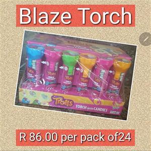 Blaze torch packs for sale
