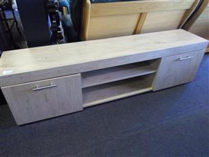 Wooden TV Stand - Beige