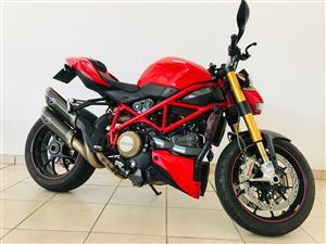 2010 Ducati 1098s