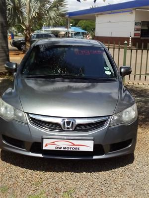 2010 Honda Civic sedan 1.8 VXi automatic