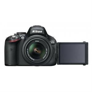 Nikon D5200 With 16Gb Sd Card Neg