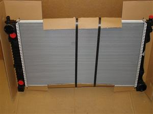 Radiators for all cars available.