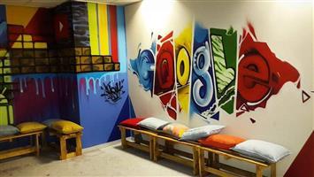 Graffiti Art Murals