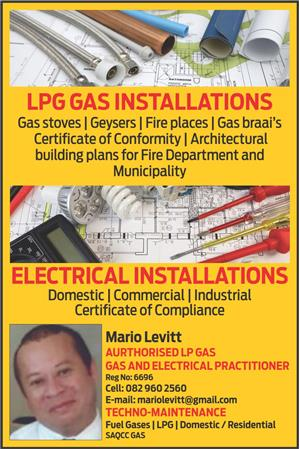 Gas and Electrical