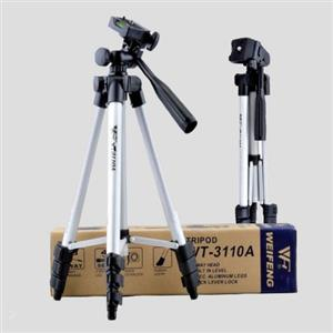 3-Way Universal Digital Camera Tripod Aluminum